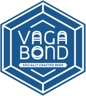 Vagabond Socially Crafted Beer | Bierbrouwerij Logo