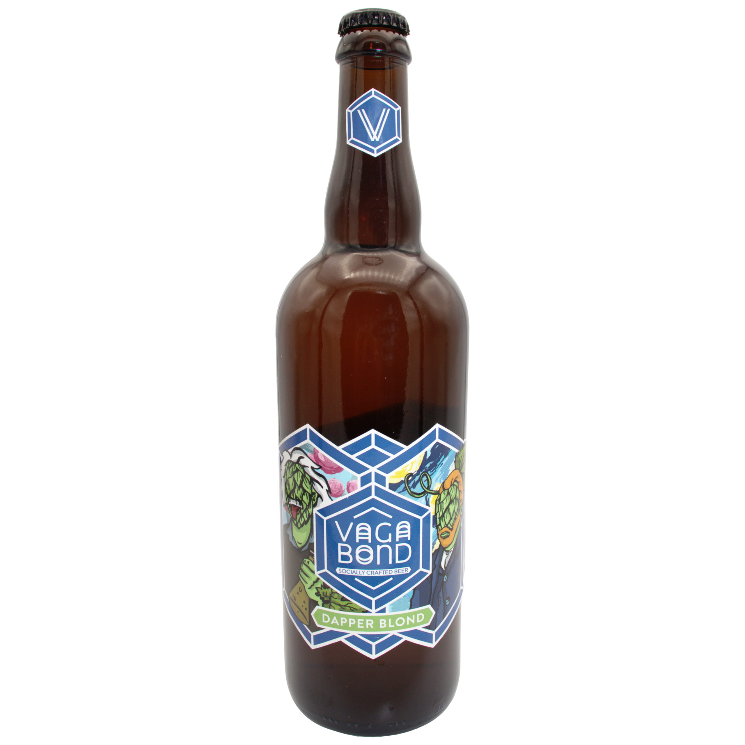 Vagabond Dapper Blond - 75cl